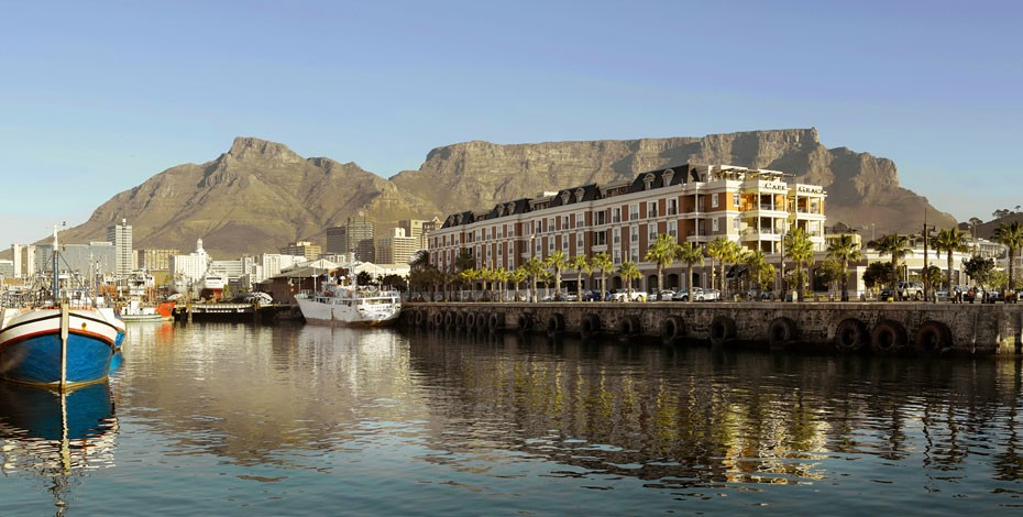 Stay in Cape Town's V&A Waterfront