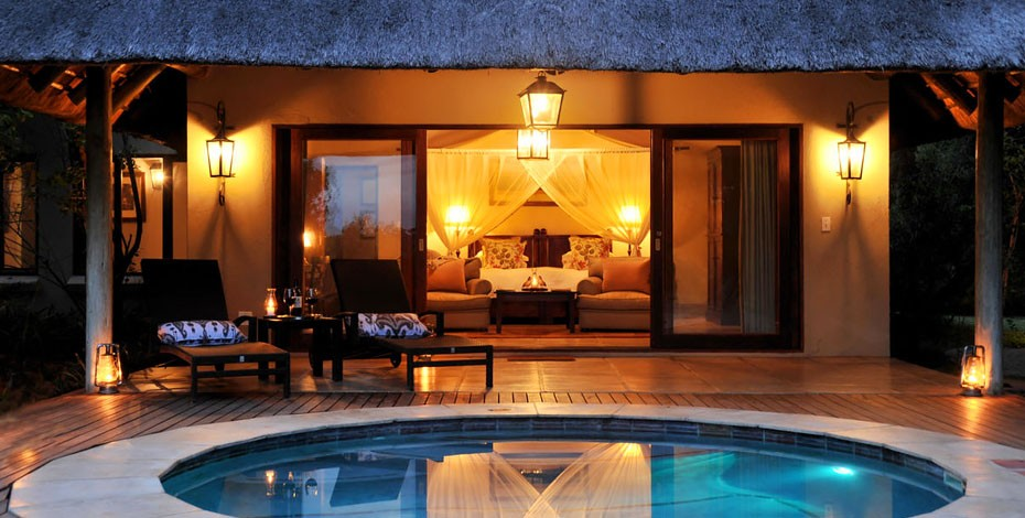 Executive Suite at Savanna Private Reserve