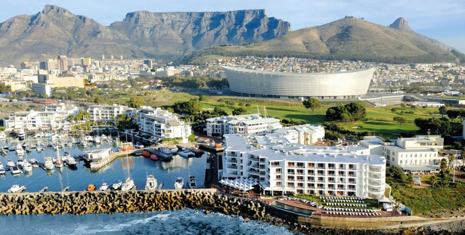 Radisson Blu and Table Mountain