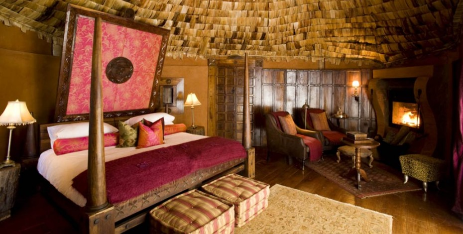Suite at Ngorongoro Crater Lodge