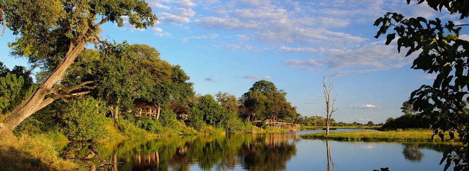 Chobe luxury lodge accommodation