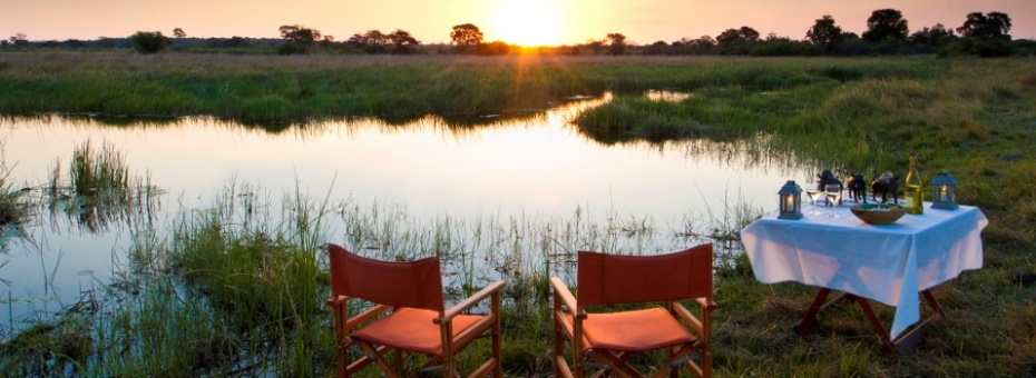 Caprivi View | Islands in Africa