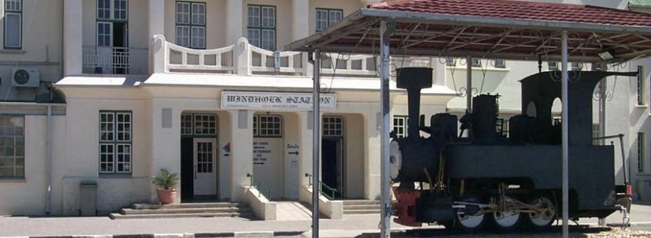 Windhoek Station | Tourism
