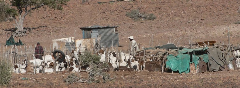 Damaraland People | Ute von Ludwiger