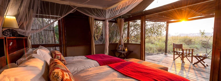 Tented luxury on Kafue's Busanga Plains