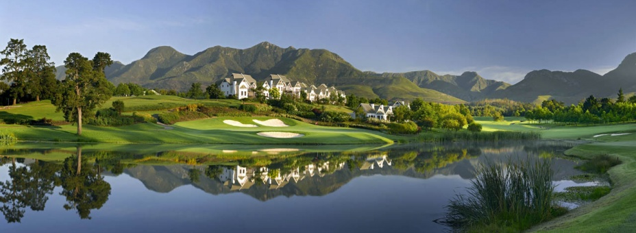 Montagu Golf Course at Fancourt, just outside George