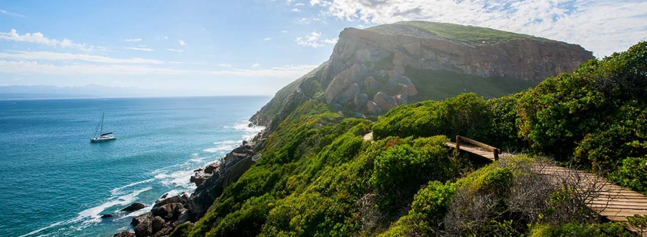 Hike the Robberg Peninsular at Plettenberg Bay