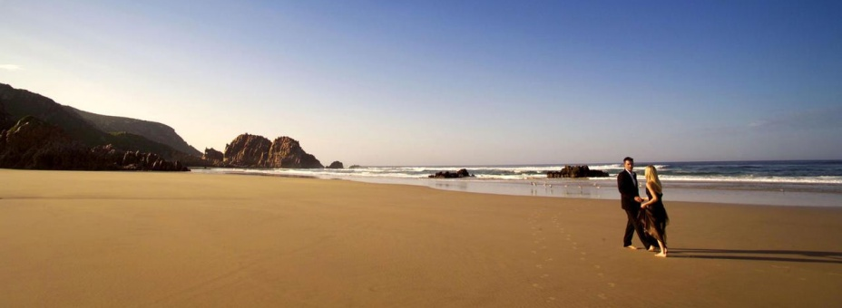 Find a quiet beach on your Garden Route holiday