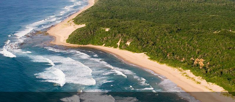 Pristine South African Beach