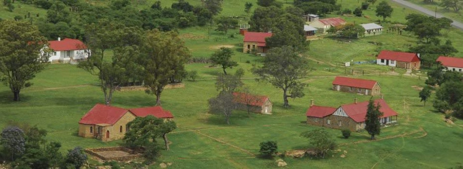 Rorke's Drift in the KwaZulu Natal Battlefields
