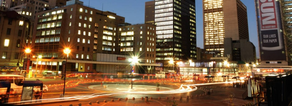 Ghandi Square in Johannesburg | Courtesy Gauteng Tourism Authority | gauteng.net
