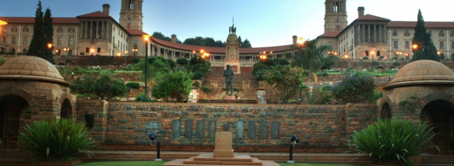Union Buildings in Pretoria | Courtesy Gauteng Tourism Authority | gauteng.net