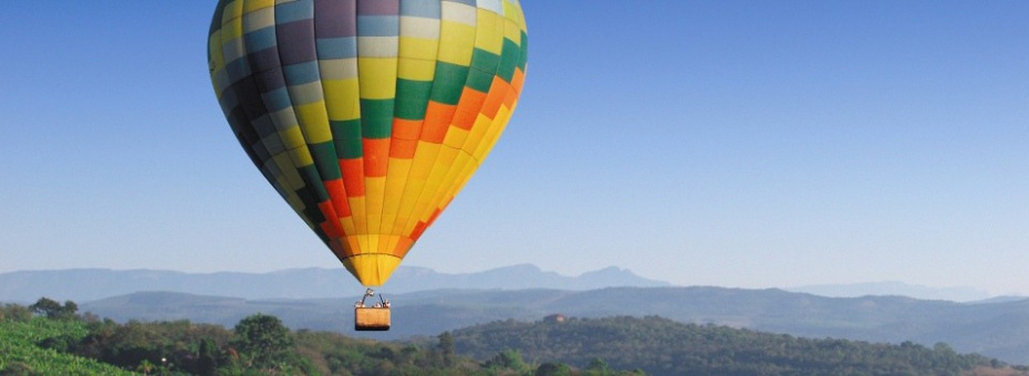 Ballooning in the Mpumalanga region