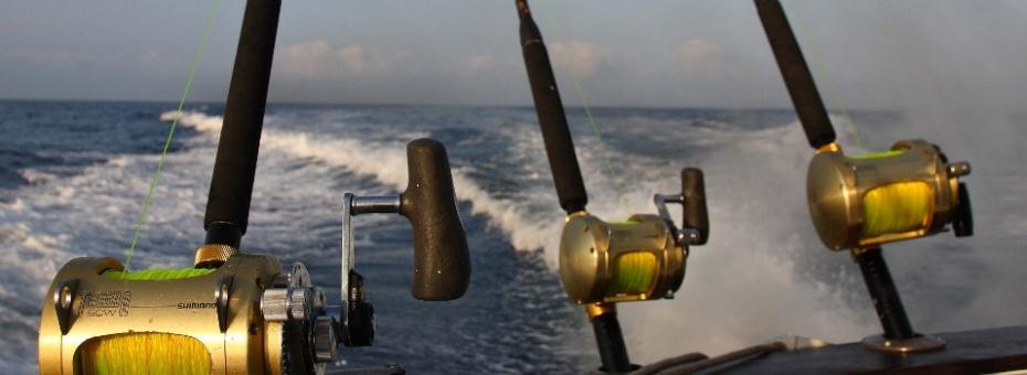Big Game Fishing along Kenya's Coastline