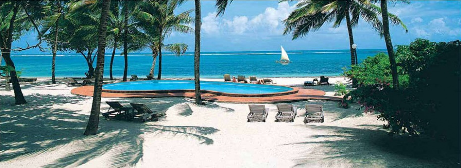 Kenya's Malindi Beach