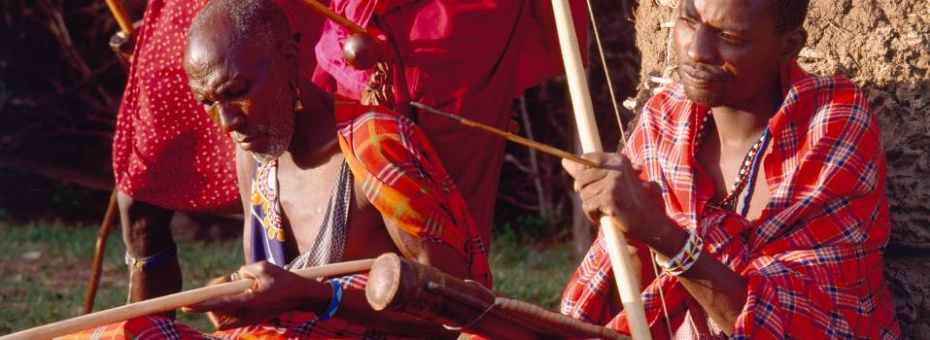 Spend time with the Masaai in the Masai Mara