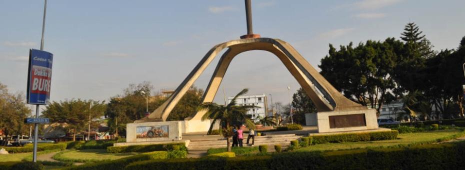 Historical landmarks of Arusha.