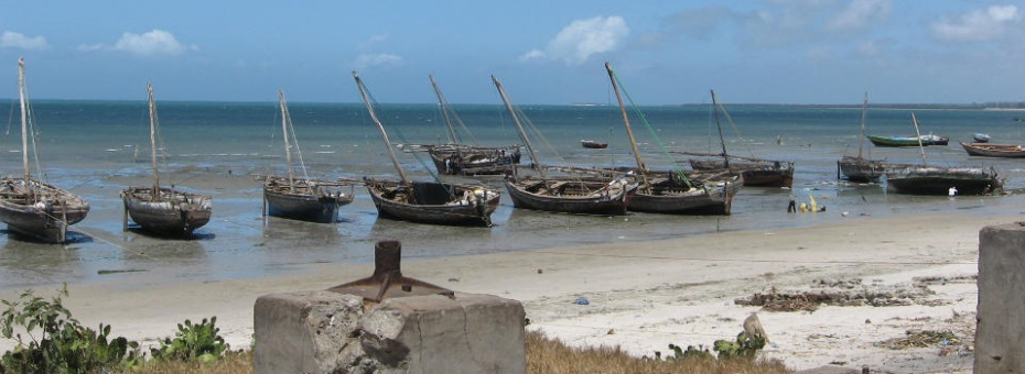 Fishing boats in Dar es Salaam | Tanzania Tourist Board