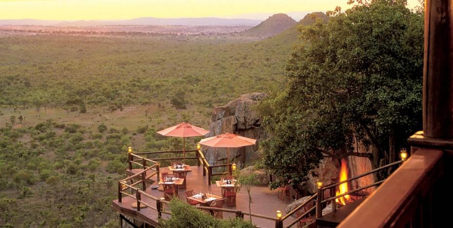 View at Ulusaba