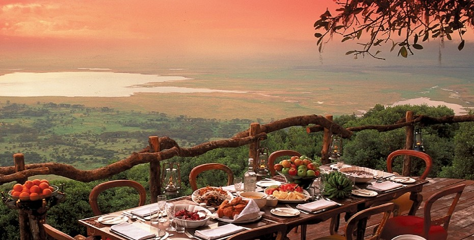 Ngorongoto Crater Lodge