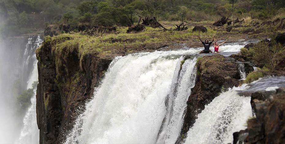 Victoria Falls activities at Royal Chundu