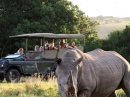 Game drive at Lalibela