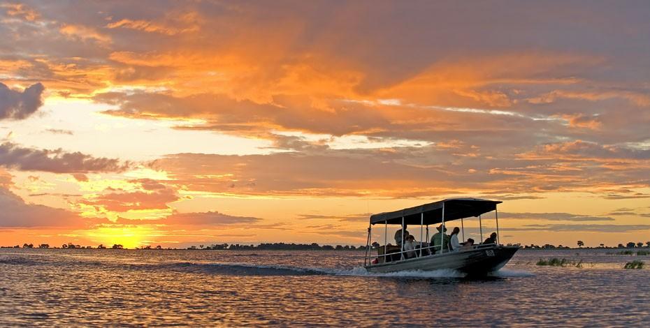 Sanctuary Chobe Chilwero river cruise
