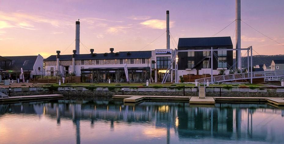 Turbine Hotel on Thesen Island in Knysna