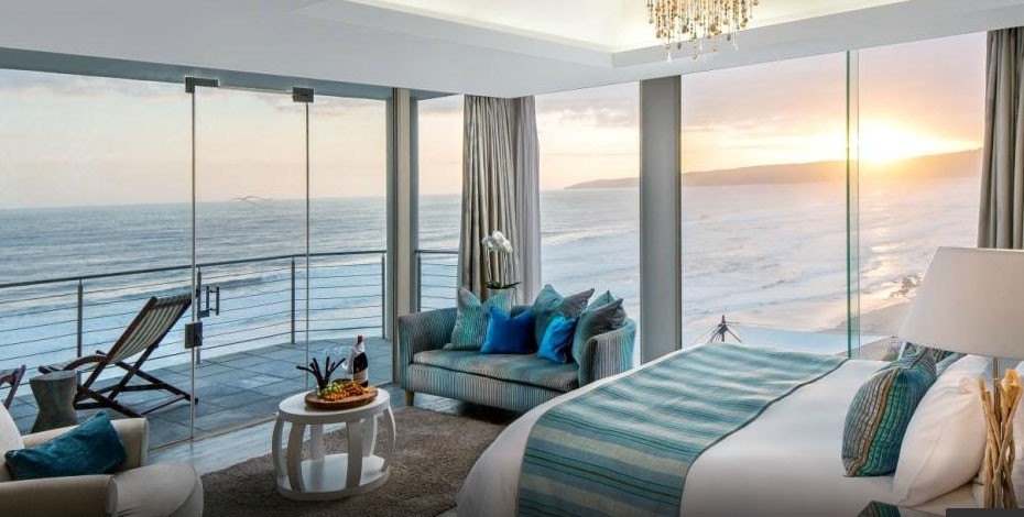 Magnificent sea views on the Garden Route