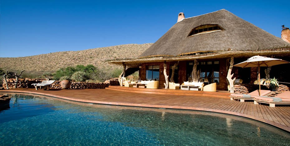 The Motse in Tswalu Kalahari