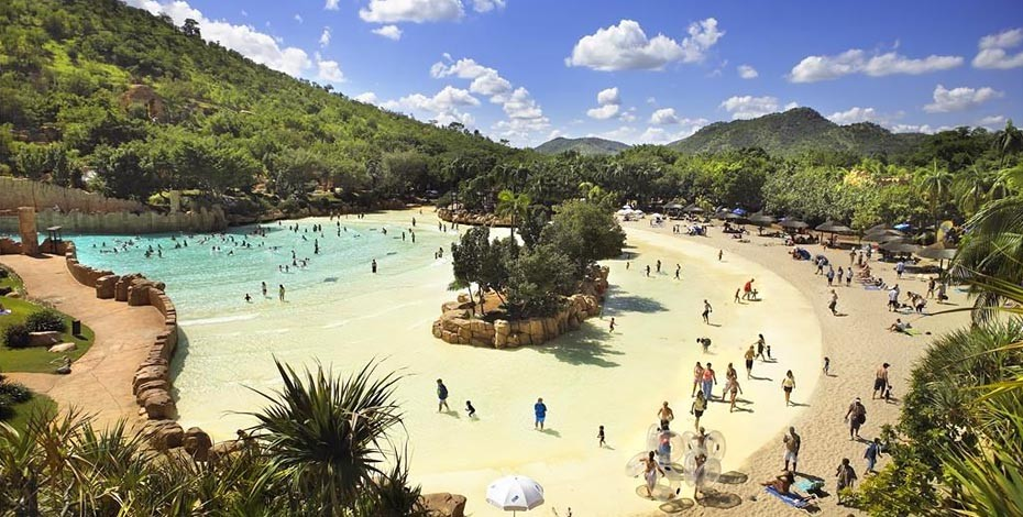 Fun family activities on a Sun City holiday