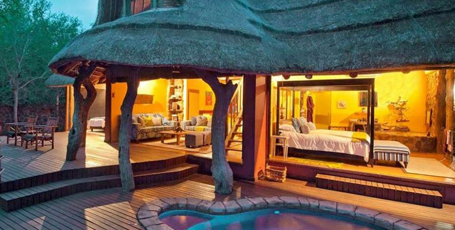 Family-friendly safari accommodaiton