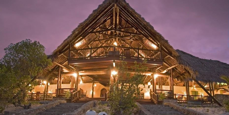 Medjumbe Island lodge