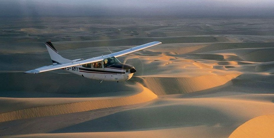 Flying Skeleton Coast Safari