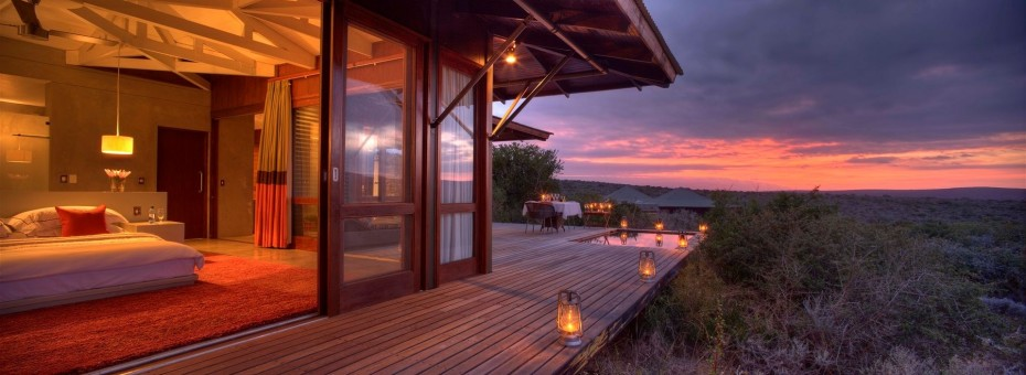 Kwandwe Ecca Lodge