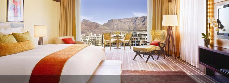 The views of Cape Town and Table Mountain are simply inspiring