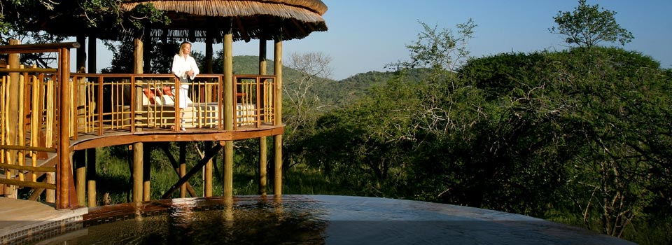 The Deck at Thanda Private Game Reserve