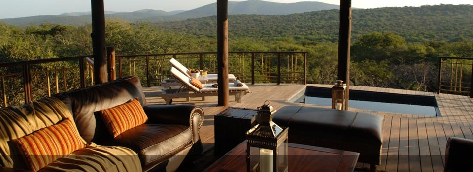Thanda Private Game Reserve one of the top lodges in South Africa