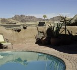 Pool at Kulala Desert Lodge