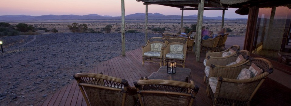 Kulala Desert Lodge Views