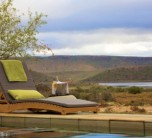Swimming pool at Gondwana Lodge
