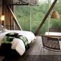 The beautiful interior design at Singita Sweni Lodge